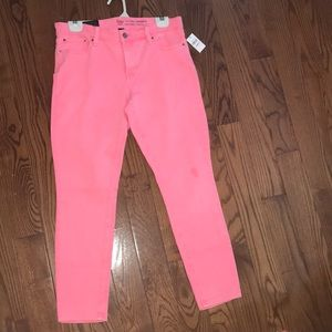 🌟NWT🌟 Hot Pink Ankle Pants